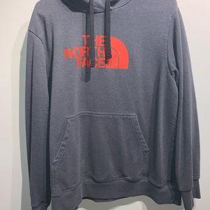 Men's NorthFace Hoodie Sweatshirt, Size large